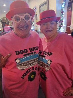 Comedy of Mike and Sue - Doo Wop